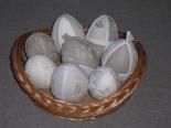natur patchwork tojások
